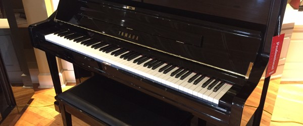 Yamaha used piano showroom dallas fort worth plano for Yamaha u1 professional upright piano